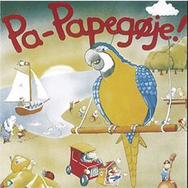 Pa-papegøje